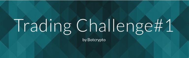 Trading Challenge#1