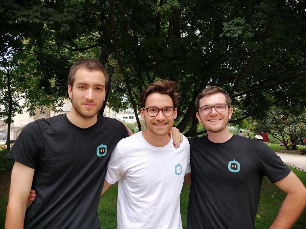 L'équipe de Botcrypto