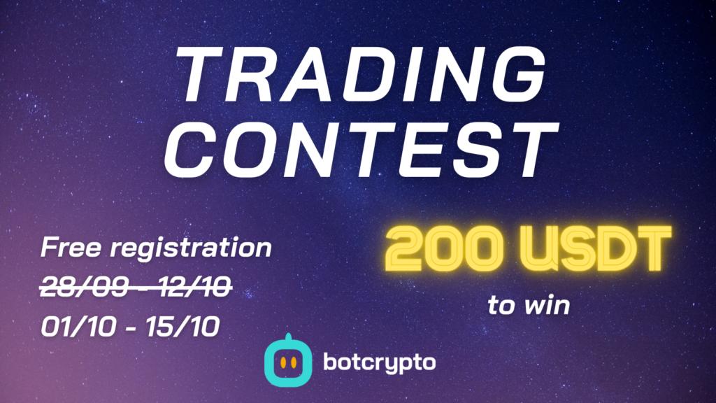 Presentation of Trading Contest #1 by Botcrypto